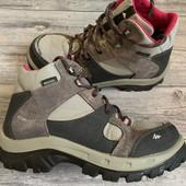 Деми ботиночки Quechua novator 35 размер стелька 22 см