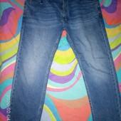 мужские фирменные джинсы на р. XL