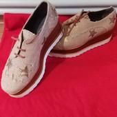 Модные туфли новые Р. 37