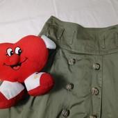 ЛоВиЛоТы! юбка хаки от Vero Moda