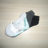 3 пары женских носочков Crivit®, размер 35-38.