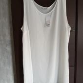 Фирменная новая красивая блуза-туника р.24-28