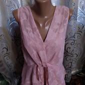 Нежный комплект блуза + майка River Island