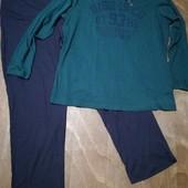 Мужская пижама для дома и сна Livergy размер XХL 60 /62 , много лотов с мужским бельём)