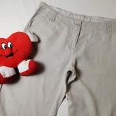 ЛоВиЛоТы! Широкие льняные штаны George, большой размер