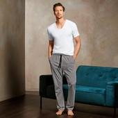 ☘ Мужские брюки для сна и отдыха, органический хлопок, Tchibo(Германия), рр. наш: 60-62 (XXL евро)