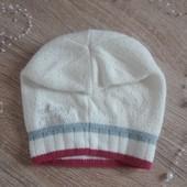 Демисезонная шапочка на 1,5-3 года