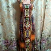 Орігінальне довге плаття