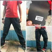 Модные джинсы Vigocc. Подросток. Замеры