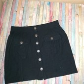 Летняя хлопковая юбка в идеале