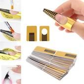 50 форм для наращивания ногтей (Узкая)