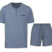 2 модели! Шикарные мужские летние комплекты, пижамы Esmara Германия р. xl 56-58 и xxl 58-60.