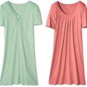Шикарная ночная рубашка с кружевом мятного цвета Esmara Германия евро 44\46 L