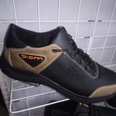 шкіряні кросівки 28 см нові