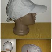 Одежда вещи головной убор унисекс кепка бейсболка серая обхват головы 54 см хлопок коттон