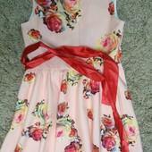 Нарядна сукня 130-140 см