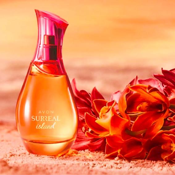Avon surreal island fragrantica эйвон каталог 09