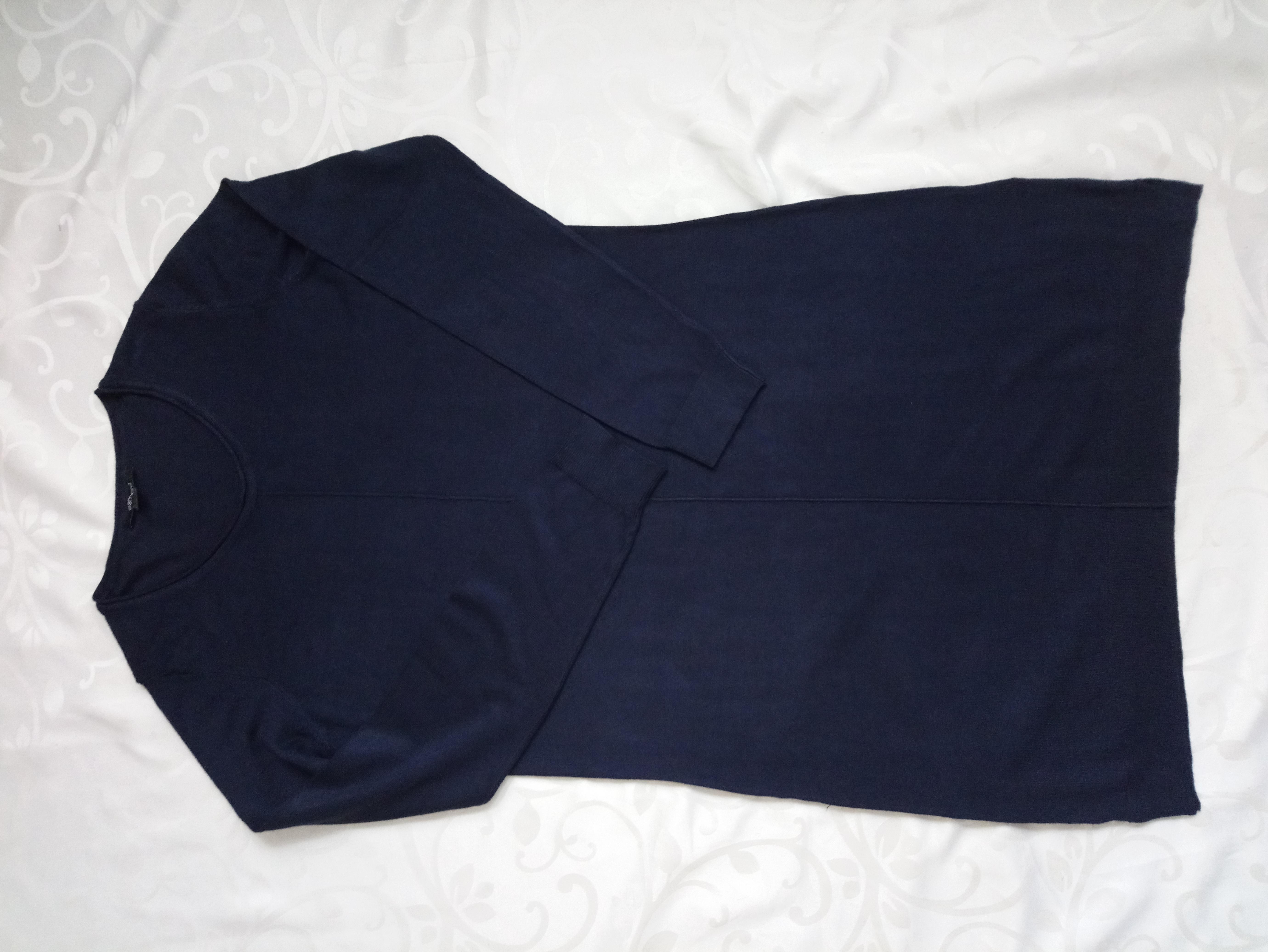 Esmara Германия Легкое свободное вязанное платье Евроразмер 40/42