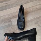 Кожаные туфли softlites