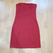 Много лотов,собирайте)плотненькое красное платье размер с