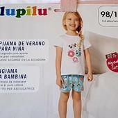 Літній костюм для дівчинки, розмір 98/104, бренд my lupilu, германія