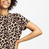 Блуза футболка коллекция Heidi Clum размер 38(вискоза)
