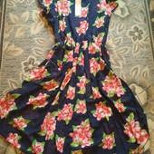 Платье летнее.Размер 52.