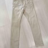 Стрейчевые лёгкие джинсовые брюки, KappAhl, размер М.