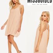 Воздушное платье плиссе Missguided uk10/euro 38/укр44