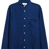 Модная рубашка,типа тонкий джинс,смотри!