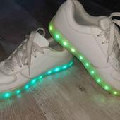 """кроссовки светящиеся"""" Fashion""""-очень классные!!!"""