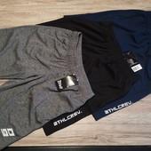 Германия! Спортивные шорты на мальчика, 122-128 см рост, 6-8 лет. Одни на выбор!
