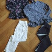 Лот одягу на 4-6 років