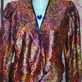 Шикарный праздничный пиджак-жакет