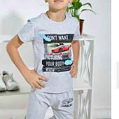 Летний костюм на мальчика, размер на выбор.