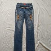 Крутецкие джинсы с Кожаными вставками✓Качество бесподобное✓Много лотов✓✓✓