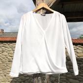 Белая блузочка.базовая вещь гардероба.качество!!!