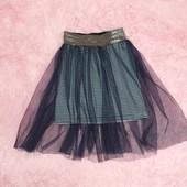 Много лотов,юбка летняя для девочки,р.128-134