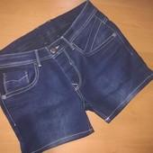 Мужские джинсовые шорты. Размер 31