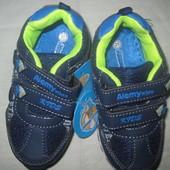 Новые кроссовки Alemy Kids р. 22,25 на мальчика - 1 на выбор