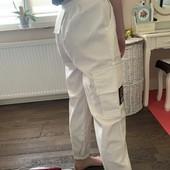 Модные штаны -100%котон-S,M