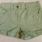 Pepperts короткие шорты на 134-140 см