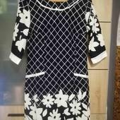Элегантное платье, размер L