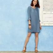 Джинсовое платье lyocell ((Лиоцелл) читайте в описании преимущества этой ткани Esmara р. 42