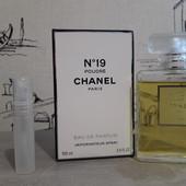 5мл Оригинал! Chanel №19 Poudre
