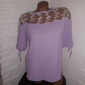 Очень нежная блуза! Смотрите замеры!