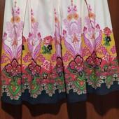 Красивая юбочка в украинском стиле.