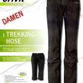 Функциональные треккинговые брюки для активного отдыха ( размер EU 40). Crivit. [лот_7475]