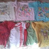 футболки 7 шт