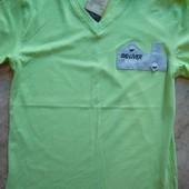Не пропустите!мужская футболка из хлопка Big Liver!Турция!р-р-М Замеры